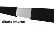 """Servizio di taglio sulla cornice e fornitura giunto per schermi delle linee """"Service"""""""