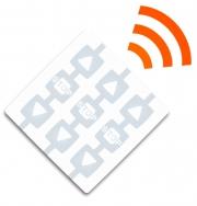 """Trasmettitore """"Way"""" a 3 canali e 3 pulsanti dedicati per ogni canale"""