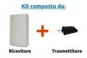 Comando 12V Trigger wireless (ricevitore + trasmettitore)