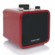 "Radio portatile Wireless FM/AM Tangent ""ALIO Junior"", (rosso)"