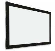 """Telo proiezione di ricambio con bordi ed asole per schermo """"Show Allscreen"""" (fissaggio con bottoni a pressione)"""