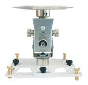 """Supporto professionale per videoproiettore """"Arakno-maxi"""" con regolazione micrometrica 20cm (bianco)"""
