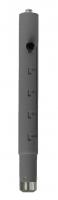 "Prolunga telescopica regolabile da 42/62cm per linea ""Arakno"" (silver)"