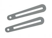 """Braccetto di estensione da 17cm per supporti professionali """"Arakno-mini"""" (silver)"""