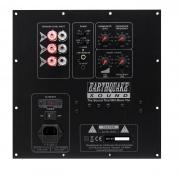 """Amplificatore da incasso classe D Earthquake """"BA-550"""", 600W (telecomando e controllo IR incluso)"""