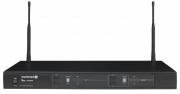Ricevitore doppio UHF Beyerdynamic NE 600 D banda 506-530 MHz