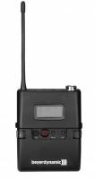 Trasmettitore da tasca UHF Beyerdynamic TS 600 banda 506-530 MHz