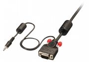 Cavo VGA & Audio Premium M/M, 3m