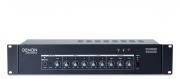 Mixer amplificato 6 canali Denon DN-333XAB 2U rack, 120W