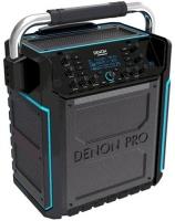 Sistema audio trasportabile amplificato Denon COMMANDERSPORTXEU, 200W
