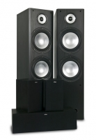 "Sistema audio Home Cinema 5.0 Eltax ""Idaho 5.0"" (nero)"