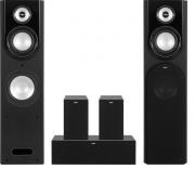"Sistema audio Home Cinema 5.0 Eltax ""Utah 5.0"" (nero)"