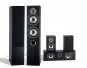 "Sistema audio Home Cinema 5.0 Eltax ""Explorer 5.0"" (nero)"