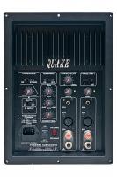 """Amplificatore per subwoofer classe J Earthquake """"IQ-1500R"""", 3000W (telecomando incluso)"""