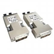 Extender DVI su Fibra Ottica 2 x Duplex LC (50µm) - 500m