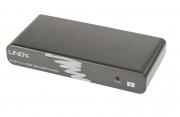 Converter e Splitter da DP a 4xHDMI con funzione Video Wall