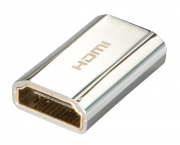 Adattatore HDMI CROMO Tipo A F/F