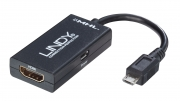 Adattatore MHL a HDMI Attivo per Smartphone, 0.15m