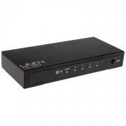 Autoswitch Audio TosLink 4 porte con telecomando