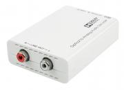 Convertitore audio Digitale / Analogico con Dolby digital decoder