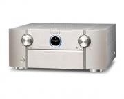 Sintoamplificatore multicanale 11.2 A/V Marantz SR8015, silver/gold