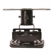 Supporto professionale corto da soffitto Optoma OCM818 (portata 15kg, lunghezza 13cm), nero