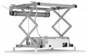 Elevatore motorizzato da controsoffitto per videoproiettori (con discesa 48cm, portata 15kg)