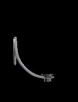 """Supporto da parete orientabile per diffusori Elipson """"PLANET L"""", (grigio)"""