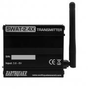 "Trasmettitore e ricevitore wireless audio 2.4GHz Earthquake ""SWAT-2.4X"""