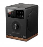 "Radio da tavolo Wireless FM/DAB/DAB+ con Bluetooth Tangent ""Spectrum DAB"", (nero)"