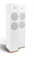 """Diffusore passivo a colonna a 3 vie Tangent """"Spectrum X6"""", 200W (bianco)"""