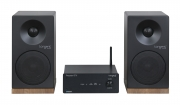 """Mini sistema audio Hi-Fi Tangent """"Ampster II X4"""", 2x50W (nero)"""
