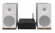 """Mini sistema audio Hi-Fi Tangent """"Ampster II X4"""", 2x50W (bianco)"""