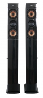"Coppia di diffusori passivi surround Home Cinema Tangent ""Aspect 2.0"", 100W (nero)"