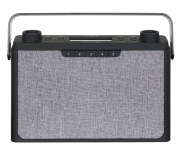 "Radio portatile Wireless FM/DAB/DAB+ con Bluetooth Tangent ""DAB2go Junior"", (nero)"
