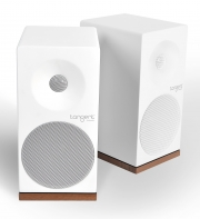 "Coppia di diffusori passivi a 2 vie Tangent ""Spectrum X5"", 100W (bianco)"