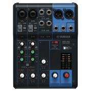 Mixer analogico Yamaha MG06, 6 canali