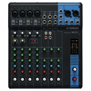 Mixer analogico Yamaha MG10, 10 canali