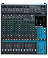 Mixer analogico Yamaha MG16XU, 16 canali con banco FX