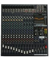 Mixer amplificato consolle 12 canali Yamaha EMX5016CF, 500W