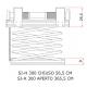 Prolift H300: Sistema di fissaggio proiettore