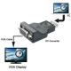Adattatore DisplayPort V.1.2 M a VGA F