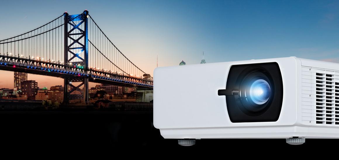 1160x550 - Videoproiettori Laser da Installazione