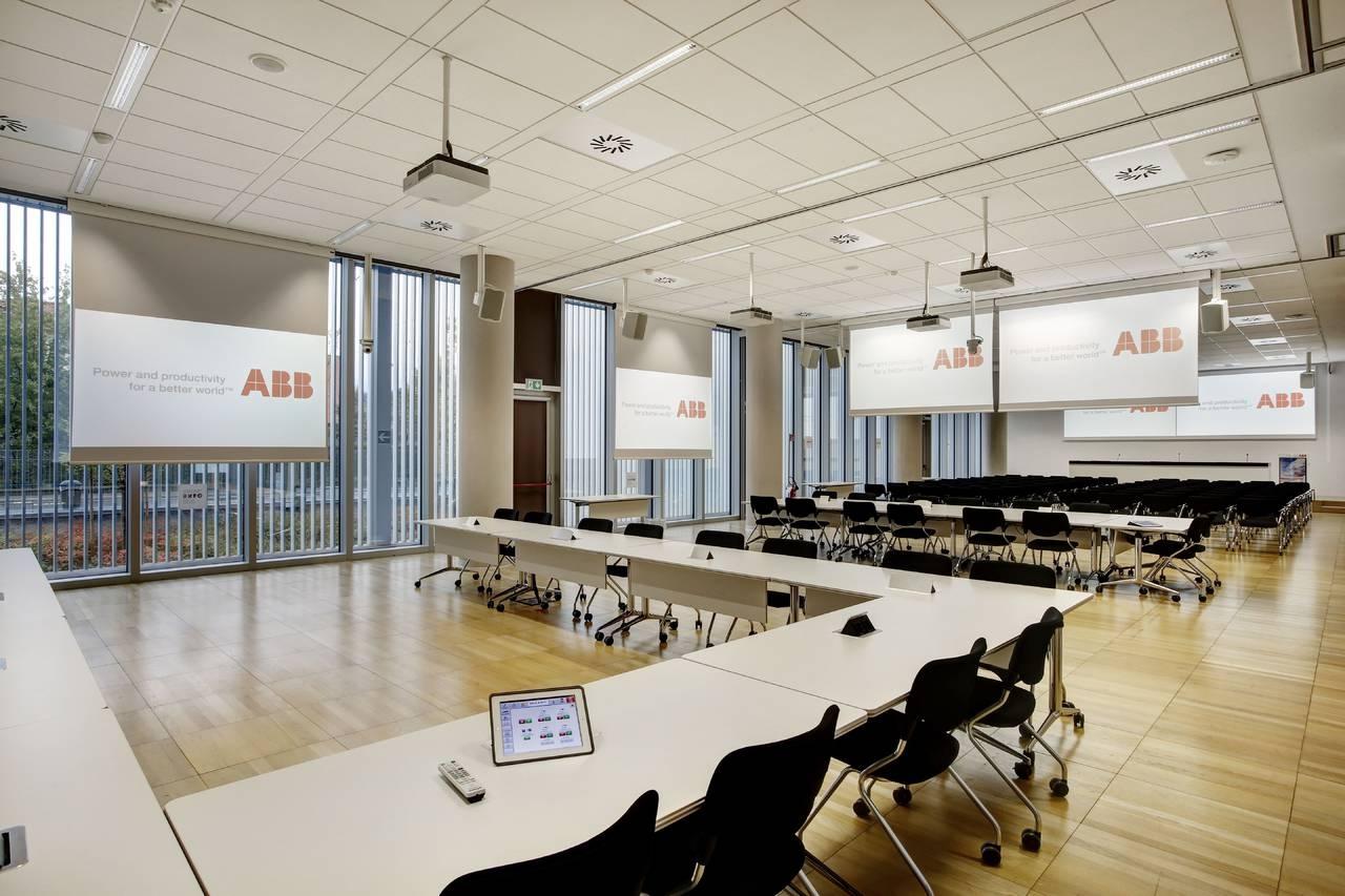 videoproiezione sala riunioni